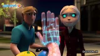 سریال سه نفر از زیر زمین - دوبله فارسی - 3Below: Tales of Arcadia  Season 2