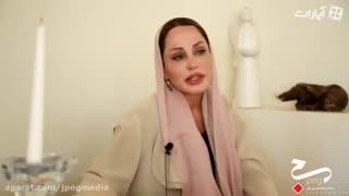 آنجلینا جولی ایرانی : گفتند چهره ام تحریک کننده است