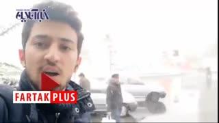 تیراندازی در میدان ونک... شایعه یا واقعیت؟