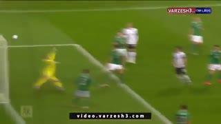 خلاصه بازی آلمان 6 - ایرلند شمالی 1 (مقدماتی یورو)