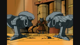 انیمیشن لاکپشت های نینجا قسمت 1 فصل 1 با دوبله فارسی