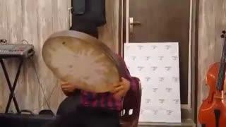 آموزش دف در آموزشگاه موسیقی گام کرج