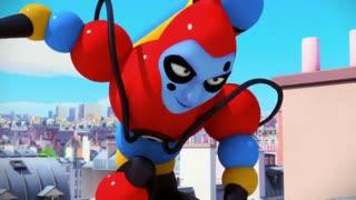 انیمیشن Ladybug فصل1 قسمت1 با زیر نویس فارسی