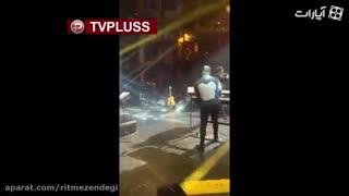 اولین ویدیو از کنسرت پرجمعیت محمدرضا گلزار در لس آنجلس