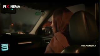 فیلم هتتریک ، سکانس تصادف! وقتی فرزاد (امیر جدیدی) رانندگی میکند