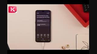 تبدیل صفحه نمایش در حال شارژ به نمایشگر هوشمند
