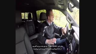 تست رانندگی Chevrolet Silverado 2019