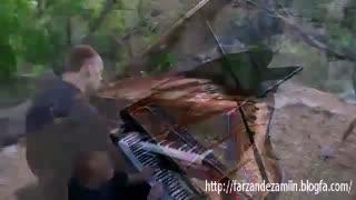 آهنگ بیکلام:ویالون/پیانو/ فوق العاده زیبا و با احساس