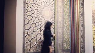 فرش ماهور در یازدهمین نمایشگاه بینالمللی فرش ماشینی تهران