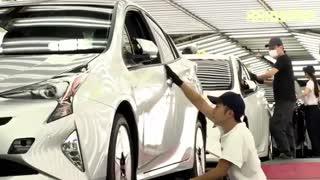تویوتای ژاپن: به همه رانندگان تاکسی تهران خودرو هیبریدی میدهیم