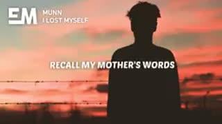 munn _ l lost myself