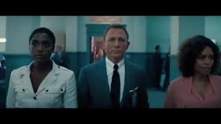 NO TIME TO DIE Trailer #1 (2020) Daniel Craig James Bond Movie