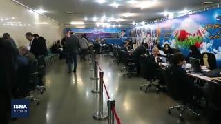 چهارمین روز ثبتنام داوطلبان انتخابات مجلس یازدهم