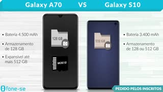 مقایسه گلکسی S10 با A70 سامسونگ: کدامیک را بخریم؟