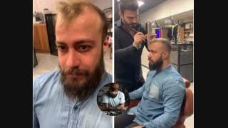 آرایشگاه مردانه علی بیگی _ شهرک اکباتان