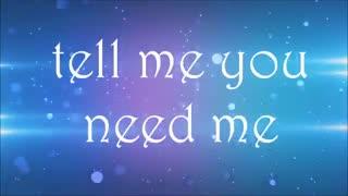 Me and My Broken Heart Lyrics ~ Rixton