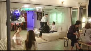 قسمت ششم مینی سریال کره ای  مهمانخانه مونگ شوشو Monchouchou Global House بابازی lee dae hwi نماشا