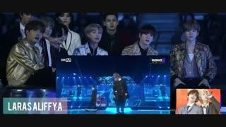 BTS (방탄소년단) Reaction to TXT (투모로우바이투게더) IN MAMA 2019
