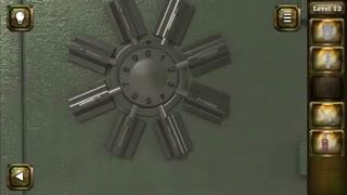 War Escape Level 12 - Walkthrough