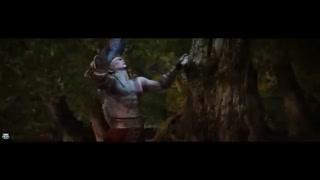 هالک علیه کریتوس (ارکید مود)