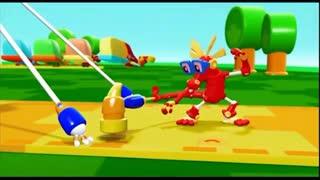 انیمیشن حیوانات ماشینی