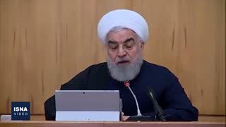 اظهارنظر روحانی درباره اینترنت و شبکه ملی اطلاعات