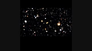 هزاران هزار کهکشان در یک زوم تلسکوب رصدخانه