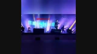کنسرت تهران رضا بهرام