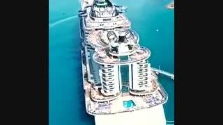 کشتی کروز