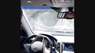 افزایش نرمی خودرو های سانگ یانگ با ضربه گیر فنر برسام