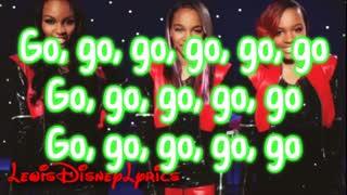 McClain Sisters - Go - Lyrics On Screen
