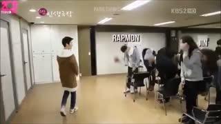 فعالیت اعضای بی تی اس قبل از دبیو...