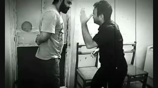 دابسمش فیلم گوزنها باهنرنمایی مجید اصلاح پذیر وبا صدای داریوش