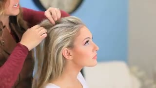 آموزش مدل مو دخترانه السا- مومیس مشاور و مرجع تخصصی مو