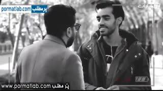 دوربین مخفی شب یلدایی  با حضور احمد ذوقی