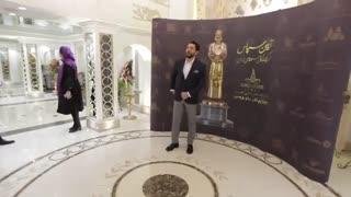 نخستین آیین سپاس تهیه کنندگان سینماى ایران با همراهى و همدلى چاى محمود