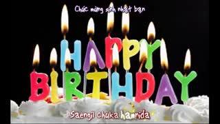 تولدم مبارکتون