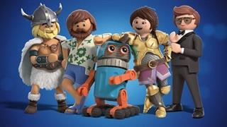 دانلود انیمیشن Playmobil: The Movie محصول ۲۰۱۹ با زیرنویس فارسی