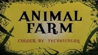 دانلود انیمیشن قلعه حیوانات | Animal Farm محصول ۱۹۵۴ با زیرنویس فارسی