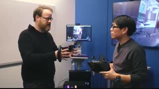 اولین ویدئو آف اسکیرن از گیمپلی بازی Half-Life: Alyx