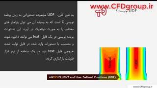 آموزش کدنویسی در فلوئنت  ( UDF Ansys fluent )  از مقدماتی تا پیشرفته