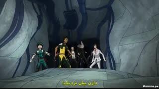 انیمه آکادمی قهرمانانه من فصل چهارم قسمت 10 با زیرنویس فارسی