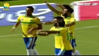 خلاصه بازی صنعت نفت آبادان 4 - سپاهان 2