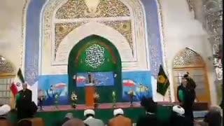 مداحی حاج علیرضا اسفندیاری در روز بصیرت