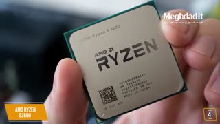 5 پردازنده (CPU) برتر سال 2019