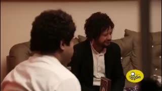 پشت صحنه سریال طنز جدید موچین با بازی علی صادقی