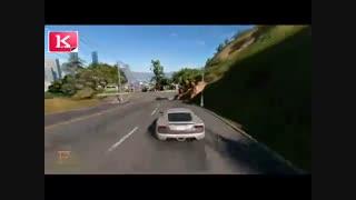 استفاده از هوش مصنوعی برای تعلیم رانندگی به خودروی خودران در گیم مسابقهای