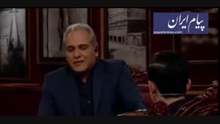 مهران مدیری در دورهمی: عادل جان همچنان جات خالیه