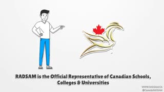 تحصیل در کانادا: صحبت های شنیدی ۳ نفر از همراهان خوب شرکت کانادا رادسام
