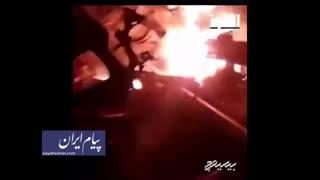 فیلمی جدید از خودروی شهید سردار قاسم سلیمانی